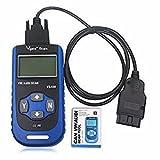 WeiJieTech Vgate VS450 Lector de Códigos escáner de diagnóstico Comreet airbag ABS Code Scan Tool Automotive Air Bag Escáner OBD-II Sistema Herramientas de diagnóstico
