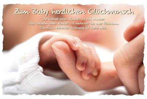 burt Zum Baby herzlichen Glückwunsch 11x17 ()