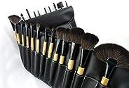 Other Professional 24 Pcs/Set Makeup Brush Make Up Brushes Tool Kits With Nylon Hair
