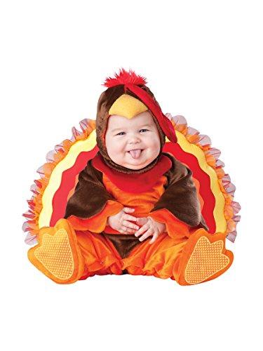 Truthahn Baby Kostüm - Truthahn Baby Kostüm - 18-24 Monate