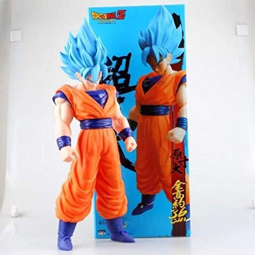 LPFLF Dragon Ball 5 Generation super große riesige Monkey King Saiyan Handpuppe Modell Puppe Ornamente im Karton -