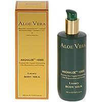 Canarias Cosmetics Aloe Vera Magnaloe 10000 lussuoso corpo lozione da 400 ml