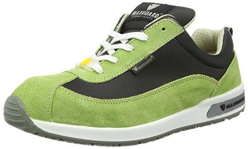Maxguard Desiree D376, Chaussures de Sécurité Mixte Adulte Vert