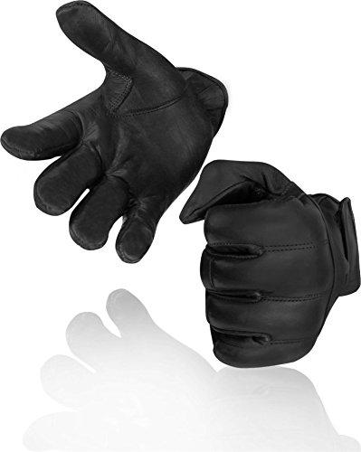 normani Lederhandschuhe mit Blei und Kevlarschutz Größe 3XL