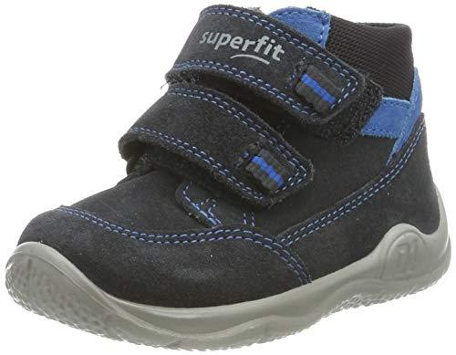 superfit Baby Jungen Universe Sneaker, (Grau/Blau 20), 24 EU