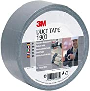 3M 1900 Tamir Bandı Duct Tape, 50 m, Gri
