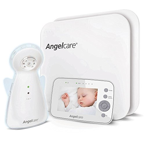 Angelcare® sound and motion sensor with video overview AC1300-D
