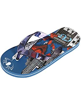 Spiderman Chicos Chanclas 2016 Collection - Azul