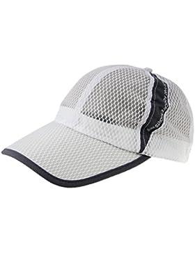 Gorra de protección solar para adultos, anti-UV, gorra béisbol de protección solar, snapback, para hombres/mujeres...