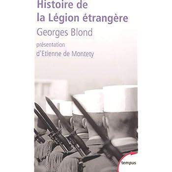 Histoire de la Légion étrangère