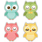 Nourish Owl Family Fridge Magnet …