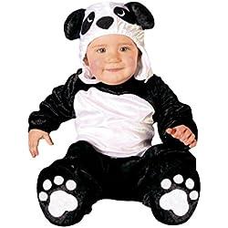 Disfraz Bebé Luxe - Oso Panda 12-24 meses