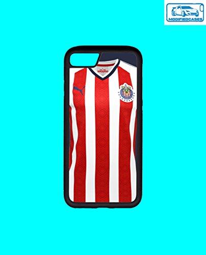 Fußball Teams Bumper Case iPhone 7/8, Chivas Jersey 2018 (Jersey Chivas)