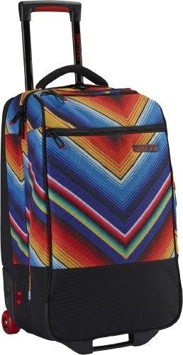 burton-trolley-wheelie-flt-deck-maleta-color-multicolor-talla-57-x-34-x-31-cm