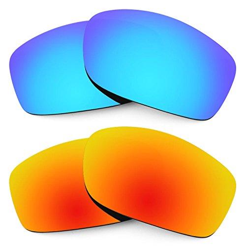 Revant Ersatzlinsen für Costa Zane Polarisiert 2 Paar Kombipack K002