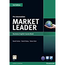 Market Leader. Pre-Intermediate Coursebook (with DVD-ROM incl. Class Audio)