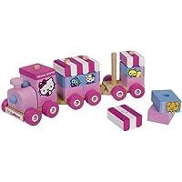Eichhorn 100003130 - Hello Kitty Holz Steckzug
