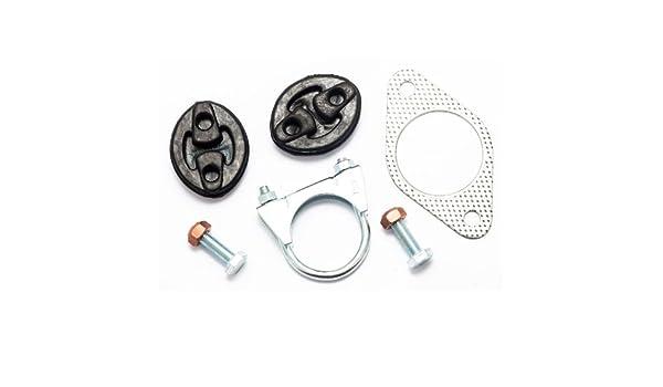 Mittelschalldämpfer Auspuff Ford Galaxy 1.9TDi Bj.01//03-02//06 NEU+Montageware