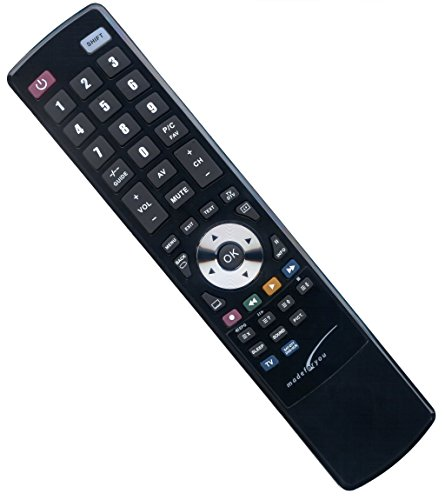 Hiteker Tv (Elegant Ersatz Fernbedienung passend für Modell HITEKER XDV910)
