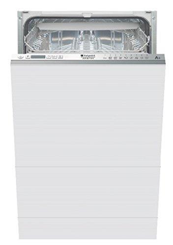 Hotpoint LSTF 9B116 C EU Entièrement intégré 10places A+ lave-vaisselle - Lave-vaisselles (Entièrement intégré, Acier inoxydable, boutons, 1,28 m, Condensation, 10 places)