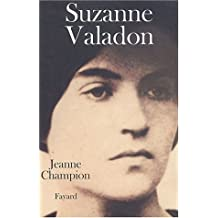Suzanne Valadon by Jeanne Champion (2004-02-04)
