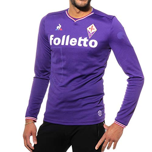 5ce7c7848 Le Coq Sportif ACF Fiorentina Homme Maillot Football Volet