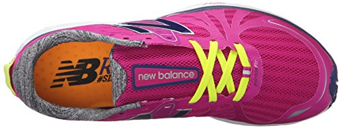 Chaussure de course New Balance W1500v2 femmes Pink/White