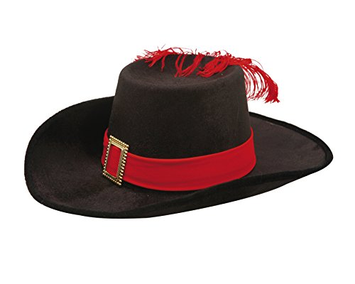 My Other Me Me - Sombrero mosquetero para niño, talla única (Viving Costumes MOM01626)