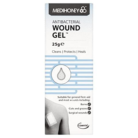 Medihoney Antibacterial Wound Gel 25g by Medihoney Europe