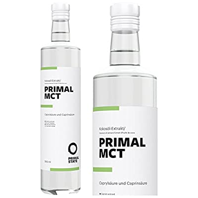 Primal Mct Oil from Primal State