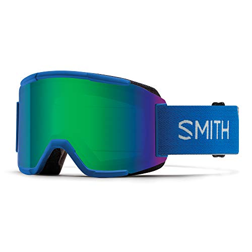 Smith Squad Herren Skibrille, Imperial Blue