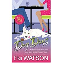[ DOG DAYS BY WATSON, ELSA](AUTHOR)PAPERBACK