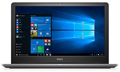 Dell Vostro 5568 15.6-Inch Laptop - (Grey) (Intel Core i5-7200U 2.5 GHz, 8 GB RAM, 256 GB SSD, Windows 10 Pro)