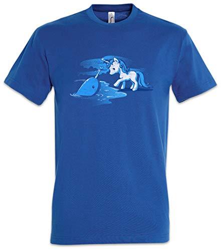 Unicorn Unihorn T-Shirt Tamaños S – 5XL