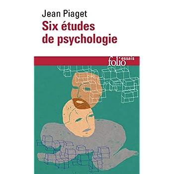 Six études de psychologie