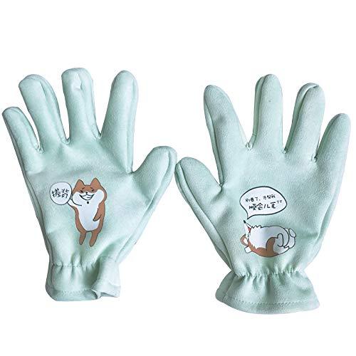 lipanpan Pet Massage Comb Golden Hair Removal Gloves roll Cat Gloves Dog cat Sucker Dog Brush Teddy Supplies -