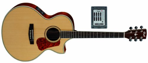 CORT WESTERN GUITARRA NDX 8 20 NATURAL BRILLANTE