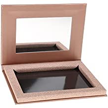 Sombra De Ojos Vacíos Magnética Polvo Colorete Paleta De Maquillaje Caja De Caja De Cosméticos De Bricolaje