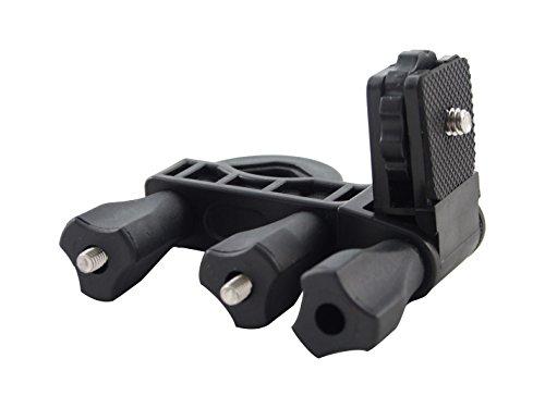 Telefunken T90513 Lenkerhalterung für Aktion Kamera FHD170/5 (Kamera-lenkerhalterung)