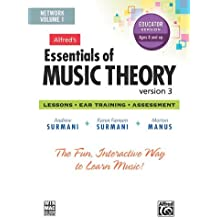 Essentials of Music Theory: Version 3 Network Version