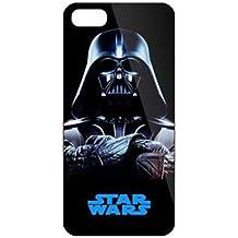iPhone 5c Star Wars Carcasa de Telefono / Cubierta para Apple iPhone 5C / Protector de Pantalla y Paño / iCHOOSE / Darth Vader