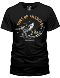 Sons Of Anarchy - Charming (T-Shirt Unisex Tg. M) [Italia]