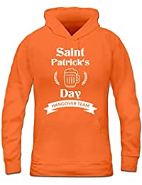 Saint Patrick's Day Hangover Team Women's Hoodie by Shirtcity