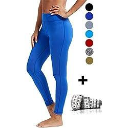 dh Garment Mallas Mujer Fitness Leggings Deporte Leggins Opaco Pantalones Gimnasio