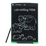 Tavoletta Grafica LCD 12 Pollici HUIXIANG Digitale Scrittura Tavola da Disegno eWriter Lavagna Eelettronica LCD Writing Tablet Drawing Pad Regalo per bambini Insegnante Studenti Progettista, Verde
