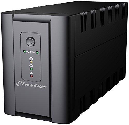 POWERWALKER VI 2200 SH Schuko 2200VA / 1200W Line-Interactive USV Tower AVR HID