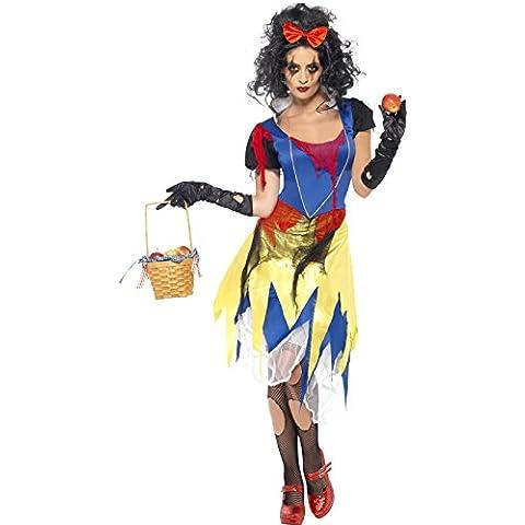 Disfraz De Princesa Nieves Tenebrosa Para Mujer - M
