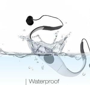 Tayogo 2014 am lior mp3 tanche casque lecteur de musique for Ecouteur pour piscine