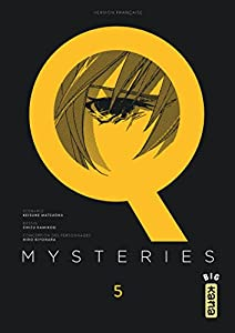 Q Mysteries Edition simple Tome 5