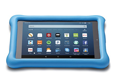 All-New-Amazon-Kid-Proof-Case-for-Fire-HD-8-6th-Generation-2016-release-Blue